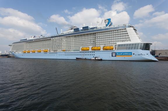"""Quantum of the Seas"" KreuzfahrtschiffQuantum of the Seas1.2.4.9 Die Kreuzliner,1.2.4 Öffentlichkeit_Intermedia,1.2 WebseitePixelboxx-Export"